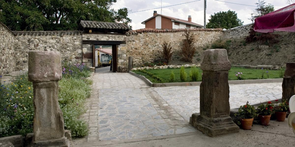 Camino de Santiago Accommodation: Albergue de Peregrinos San Antonio Abad