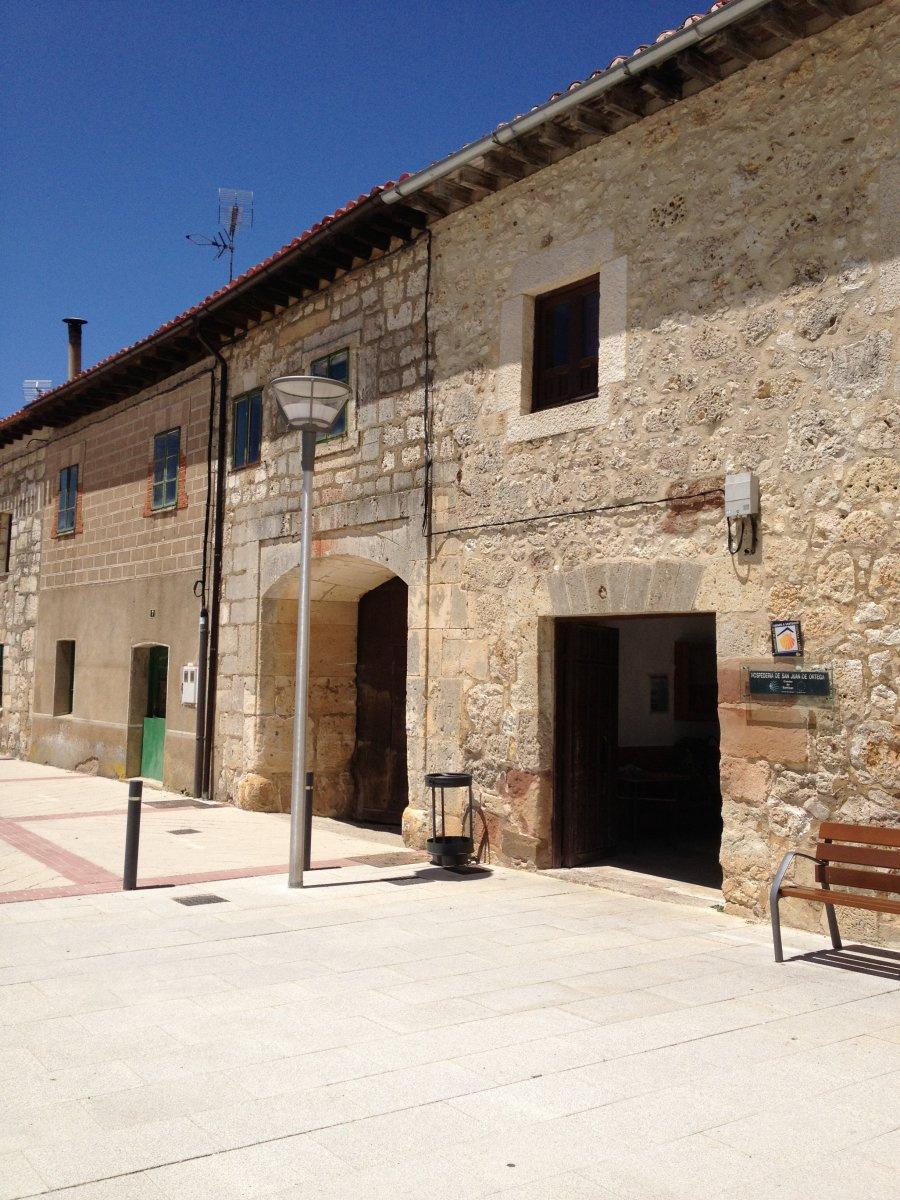 Camino de Santiago Accommodation: Albergue del Monasterio de San Juan de Ortega