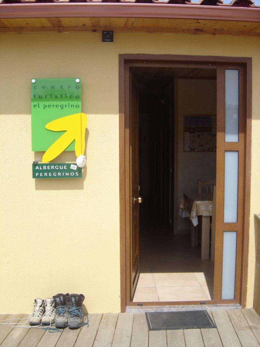 Camino de Santiago Accommodation: Albergue el Peregrino de Atapuerca
