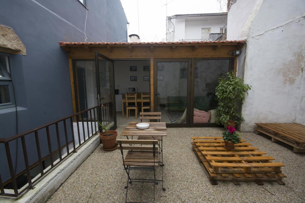 Camino de Santiago Accommodation: Hostel Sé Velha