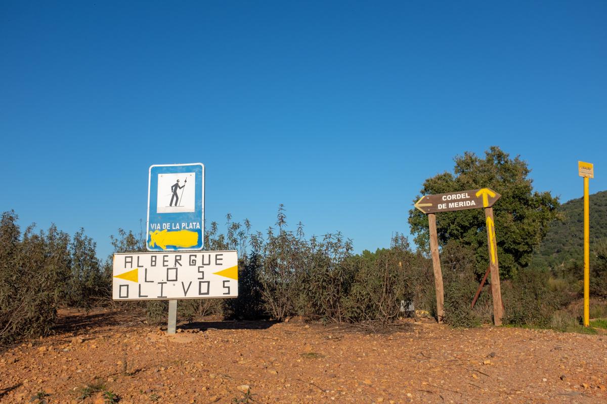Photo of Detour to Cruce de Las Herrerías on the Camino de Santiago