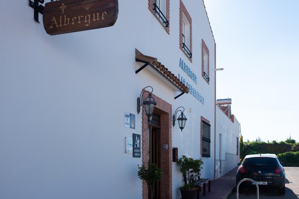 Camino de Santiago Accommodation: Albergue Las Caballeras