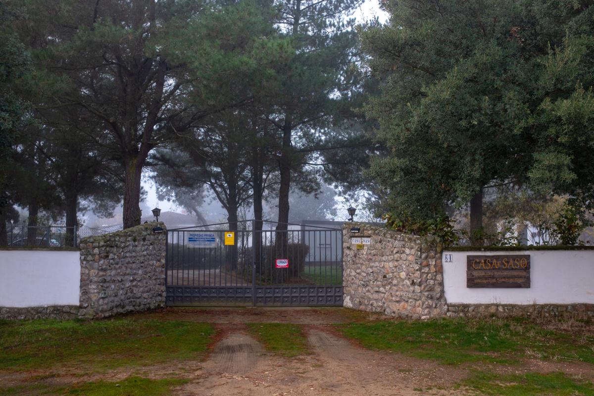 Camino de Santiago Accommodation: Albergue Casa Saso