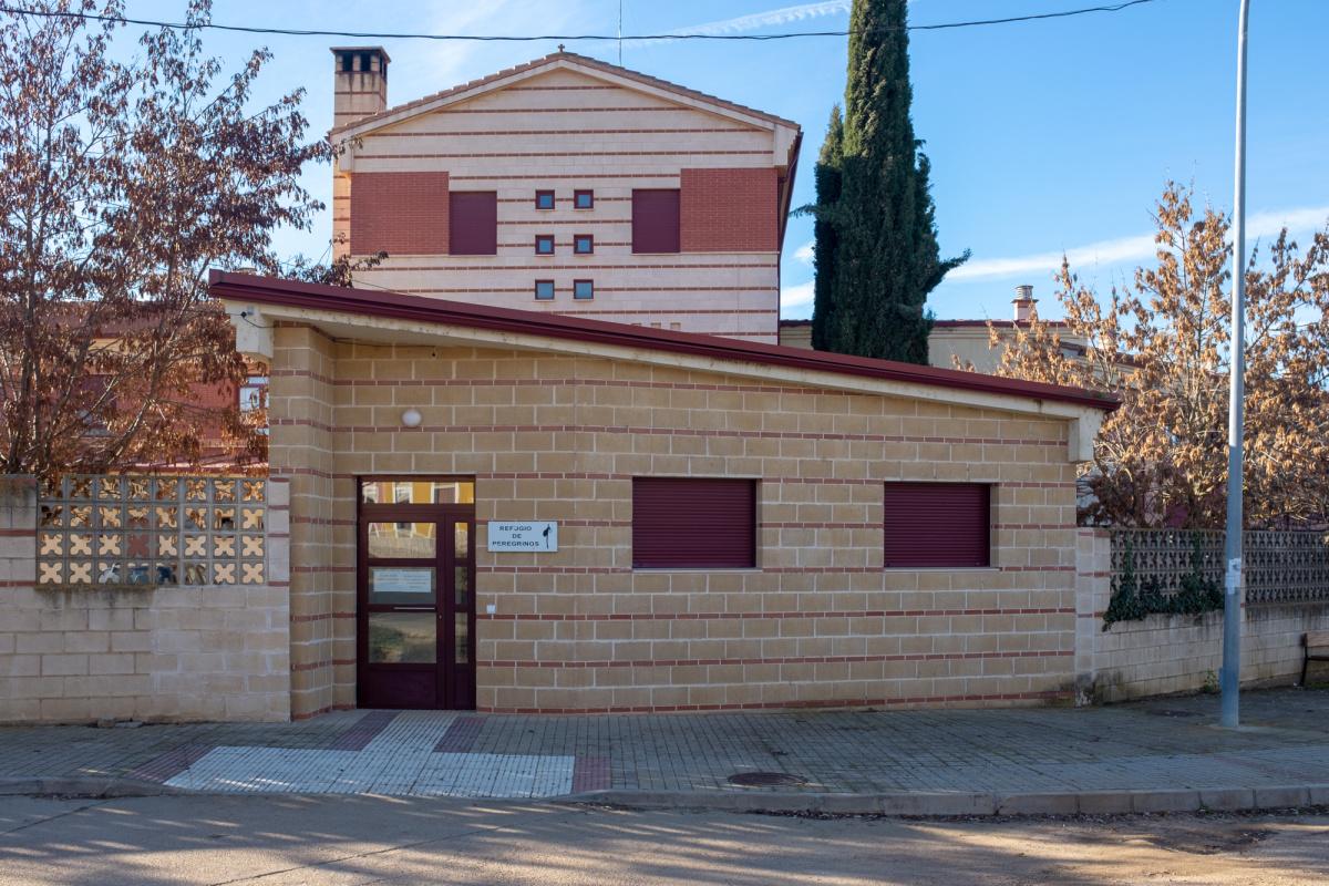 Camino de Santiago Accommodation: Albergue de peregrinos de Alija del Infantado