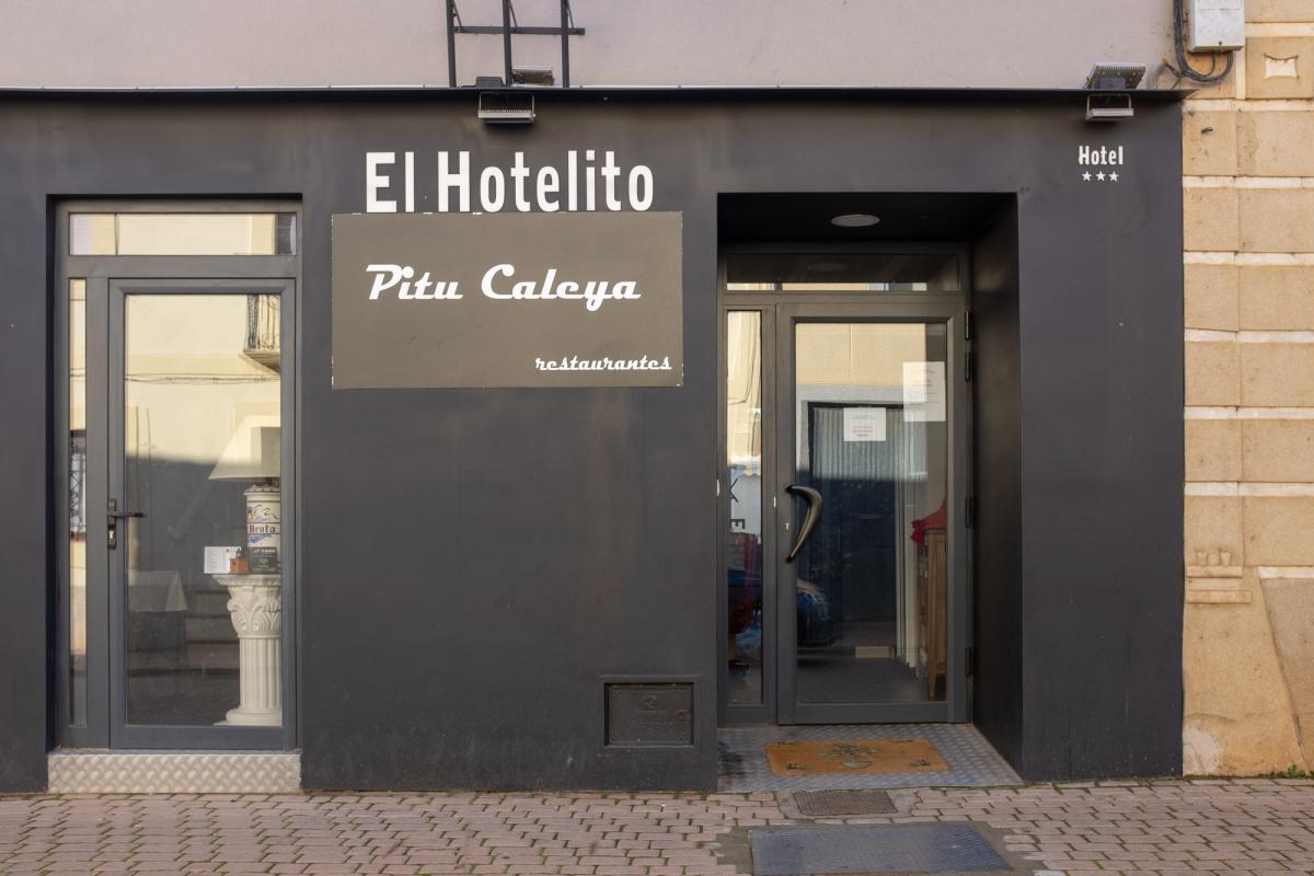 Camino de Santiago Accommodation: Hotel El Hotelito