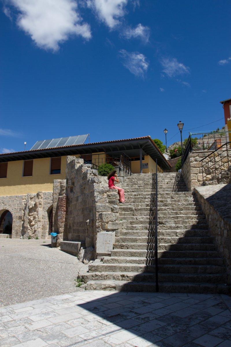 Camino de Santiago Accommodation: Albergue de San Esteban