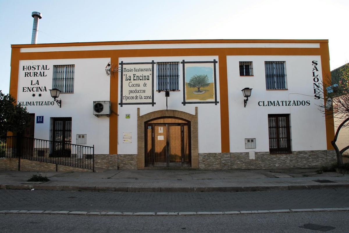 Camino de Santiago Accommodation: Hostal La Encina ⭑⭑
