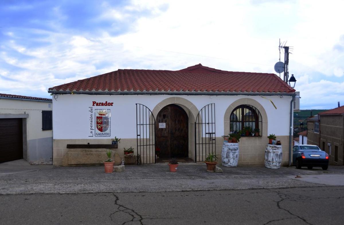 Camino de Santiago Accommodation: La Pensión del Parador