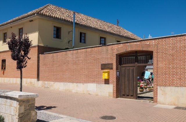 Camino de Santiago Accommodation: Albergue de Fromista