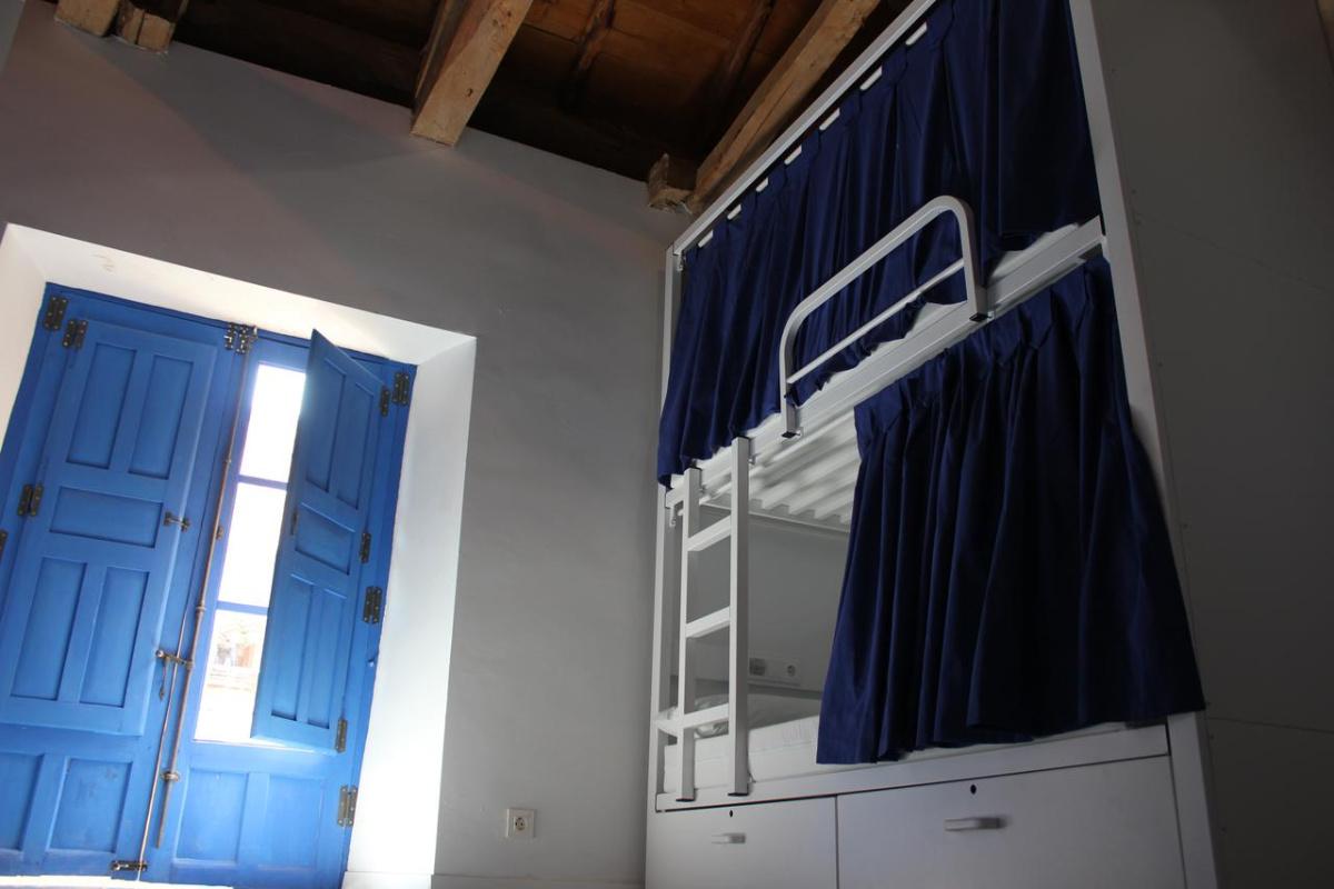 Camino de Santiago Accommodation: Albergue Casa de los Hidalgos