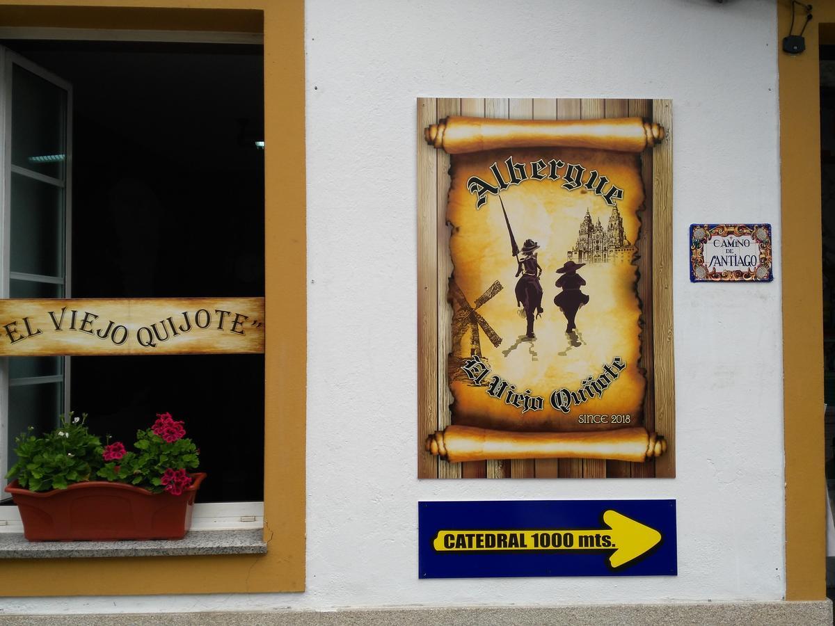 Camino de Santiago Accommodation: Albergue El Viejo Quijote