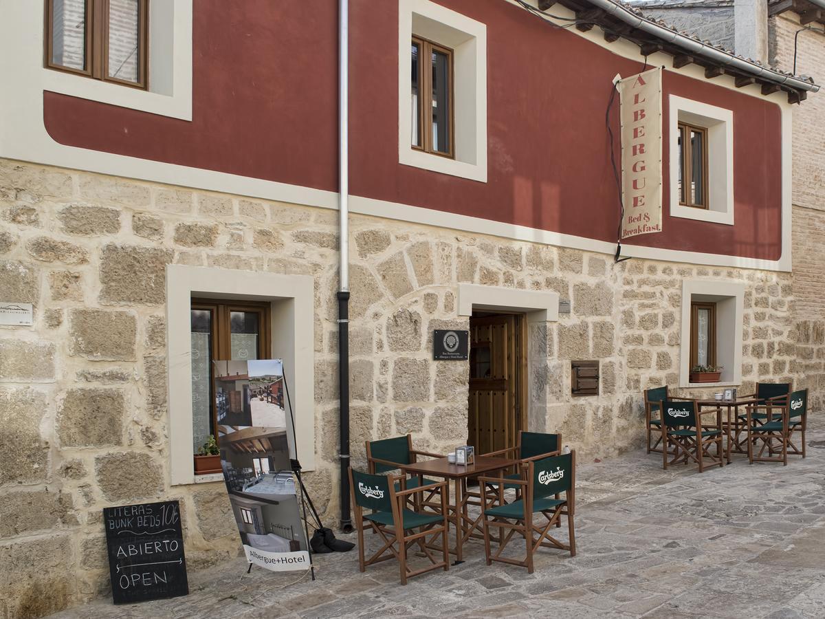 Camino de Santiago Accommodation: Albergue-Hotel A Cien Leguas