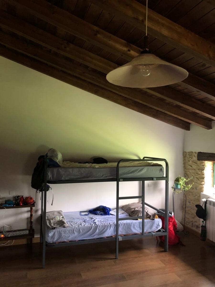 Camino de Santiago Accommodation: Albergue RiCa