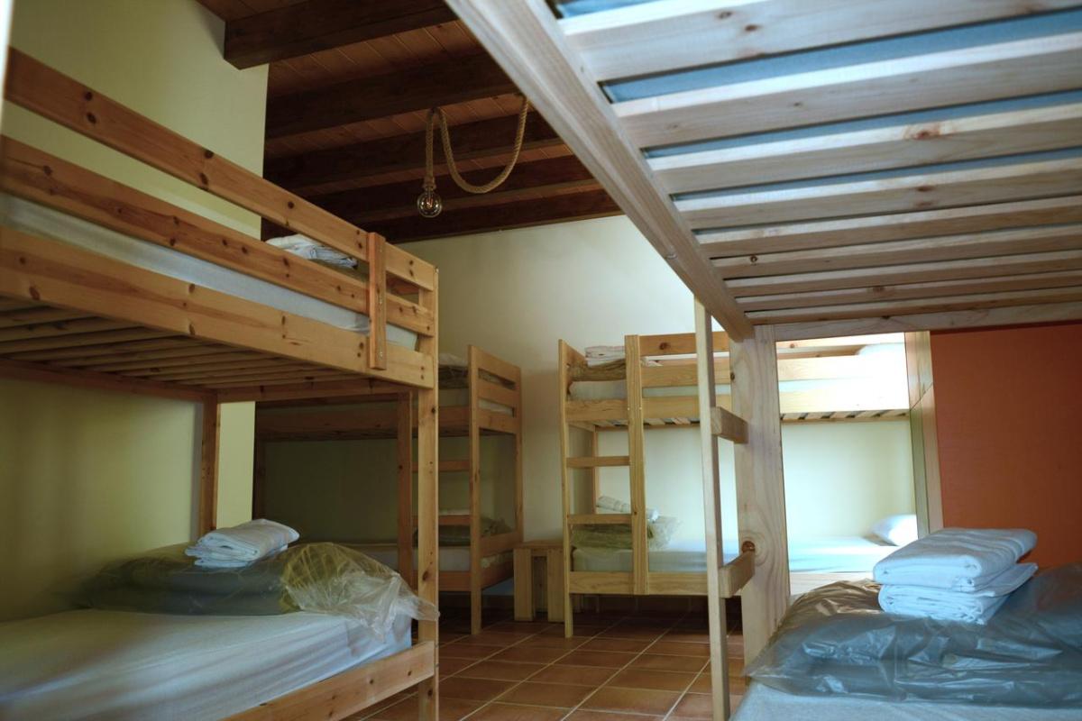 Camino de Santiago Accommodation: Albergue Usandi Auto Check-in