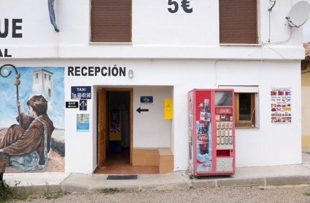 Camino de Santiago Accommodation: Albergue de Peregrinos Camino Real