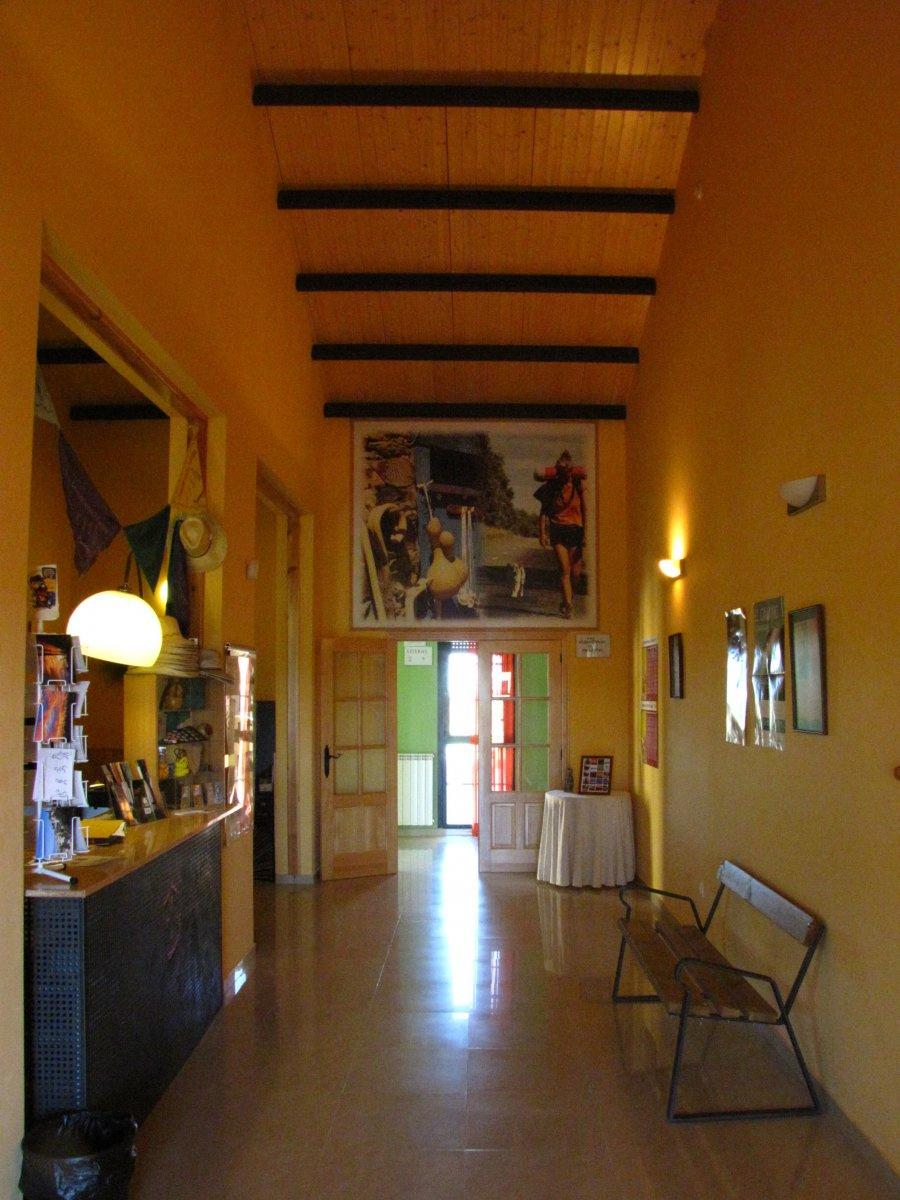 Camino de Santiago Accommodation: Albergue Los Templarios