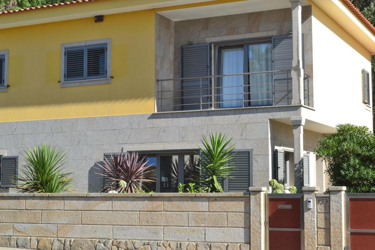 Camino de Santiago Accommodation: Casa da Praia Guest House