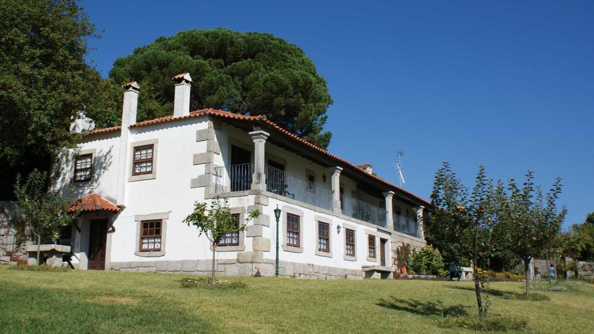 Camino de Santiago Accommodation: Quinta do Paço d'Anha