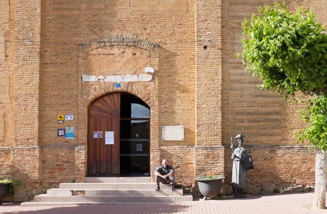 Camino de Santiago Accommodation: Albergue de Peregrinos Cluny
