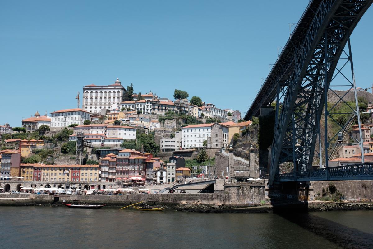 Photo of Porto - Along Coastal Route on the Camino de Santiago