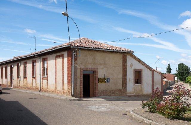 Camino de Santiago Accommodation: Albergue de peregrinos San Roque