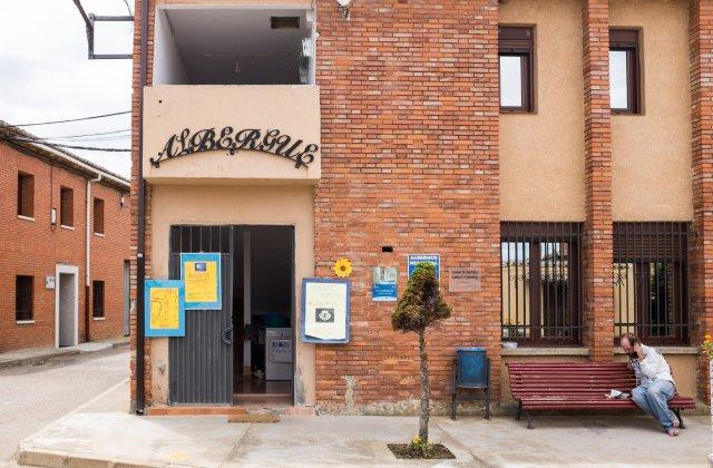 Camino de Santiago Accommodation: Albergue de Calzadilla de los Hermanillos