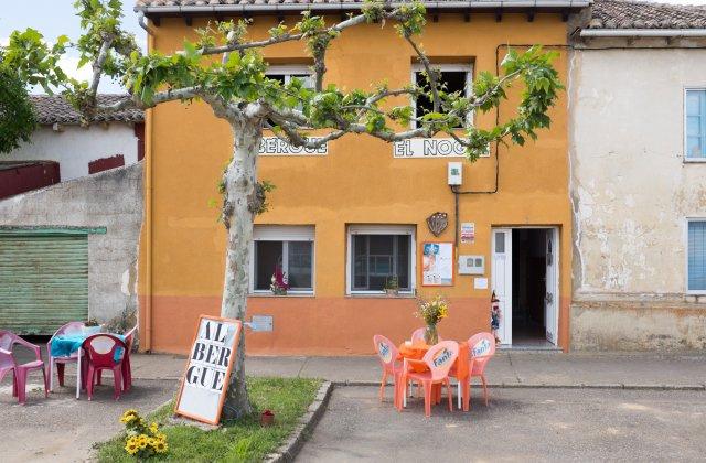 Camino de Santiago Accommodation: Hospedería Jacobea El Nogal