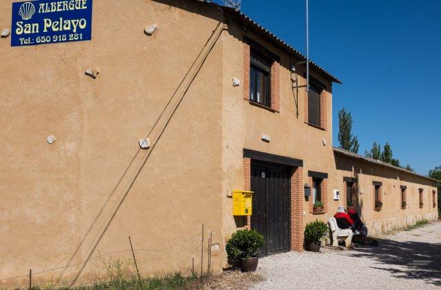 Camino de Santiago Accommodation: Albergue San Pelayo