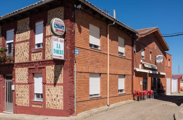 Camino de Santiago Accommodation: Albergue La Torre