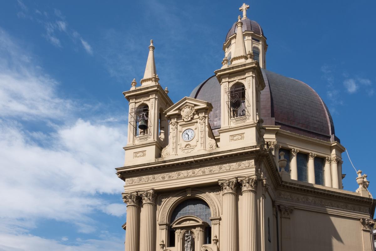 Photo of Irún at the start of the Camino Vasco on the Camino de Santiago