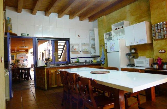Camino de Santiago Accommodation: Albergue San Miguel
