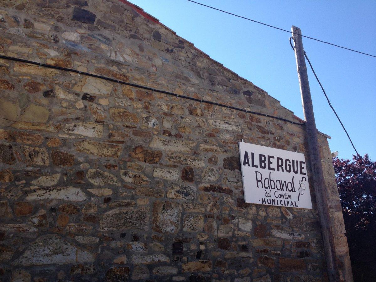 Camino de Santiago Accommodation: Albergue Municipal de Rabanal del Camino