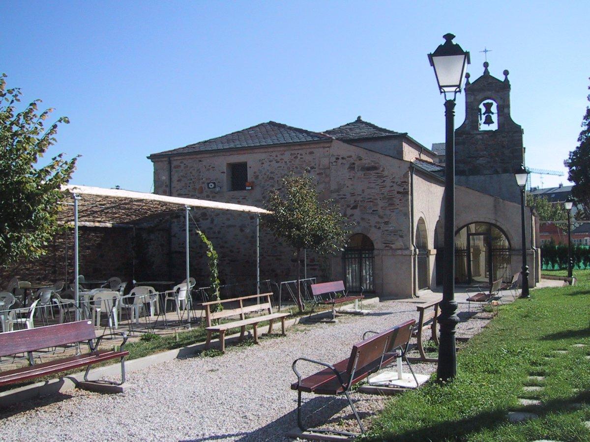 Camino de Santiago Accommodation: Albergue de peregrinos San Nicolás de Flüe