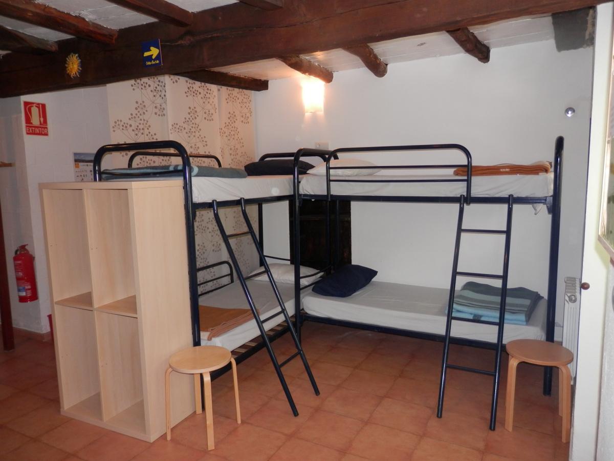 Camino de Santiago Accommodation: Albergue Das Animas