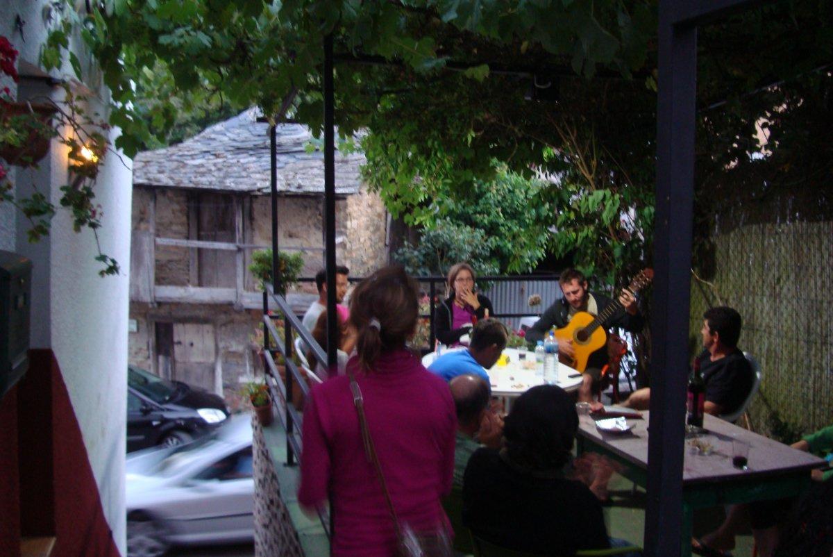 Camino de Santiago Accommodation: Refugio Pequeno Potala