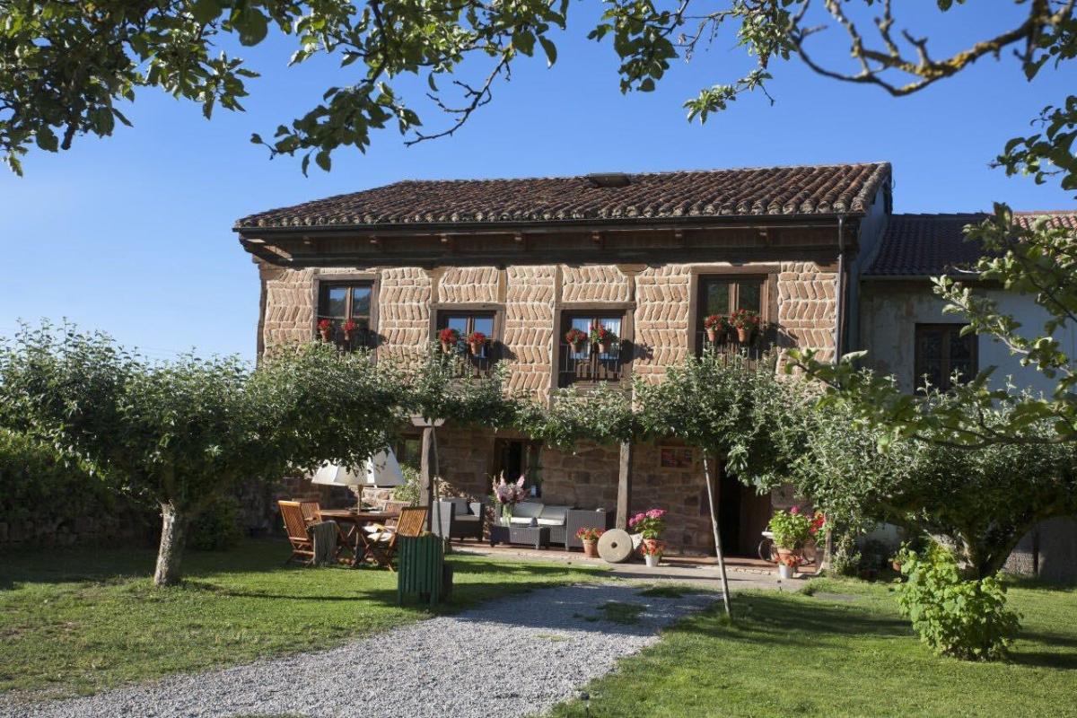 Camino de Santiago Accommodation: Casa Rural La Aceña