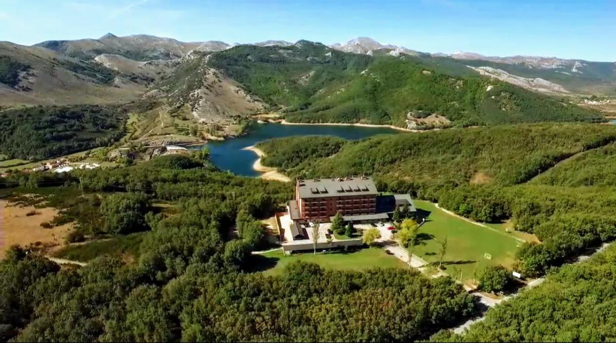 Camino de Santiago Accommodation: Parador de Cervera de Pisuerga