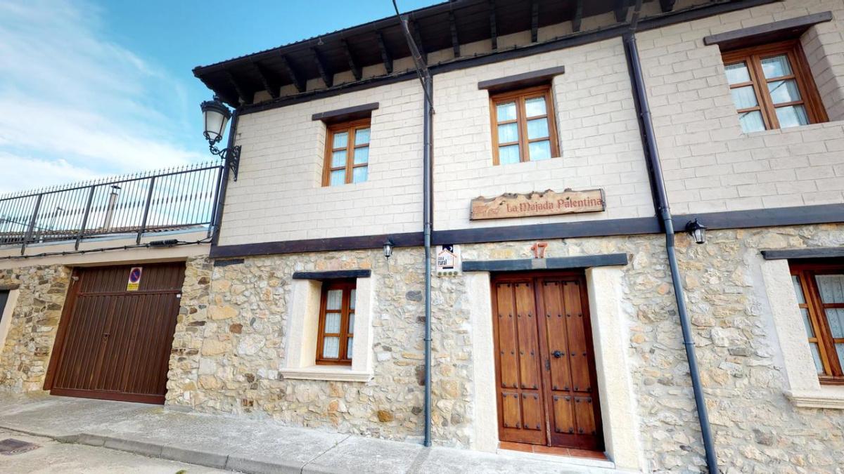 Camino de Santiago Accommodation: Casa Rural La Majada Palentina