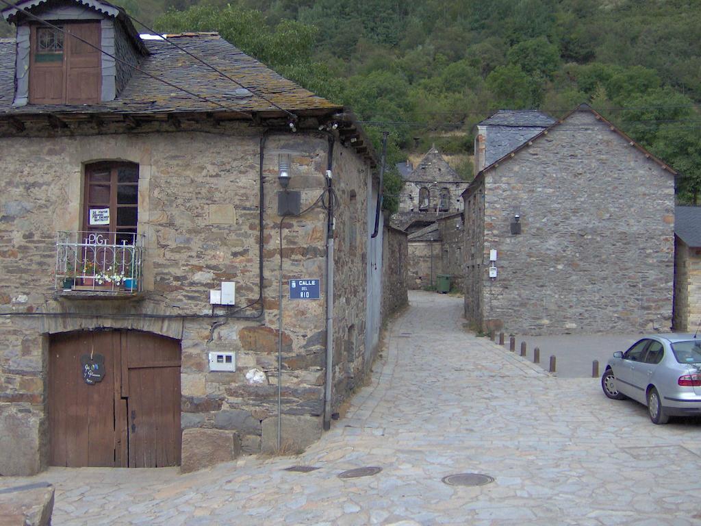 Camino de Santiago Accommodation: Casa Rural Trallera