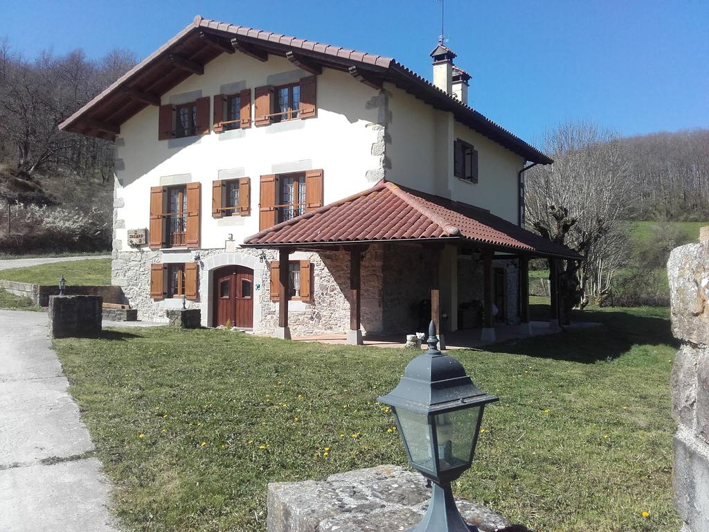Camino de Santiago Accommodation: Casa Rural Idiara