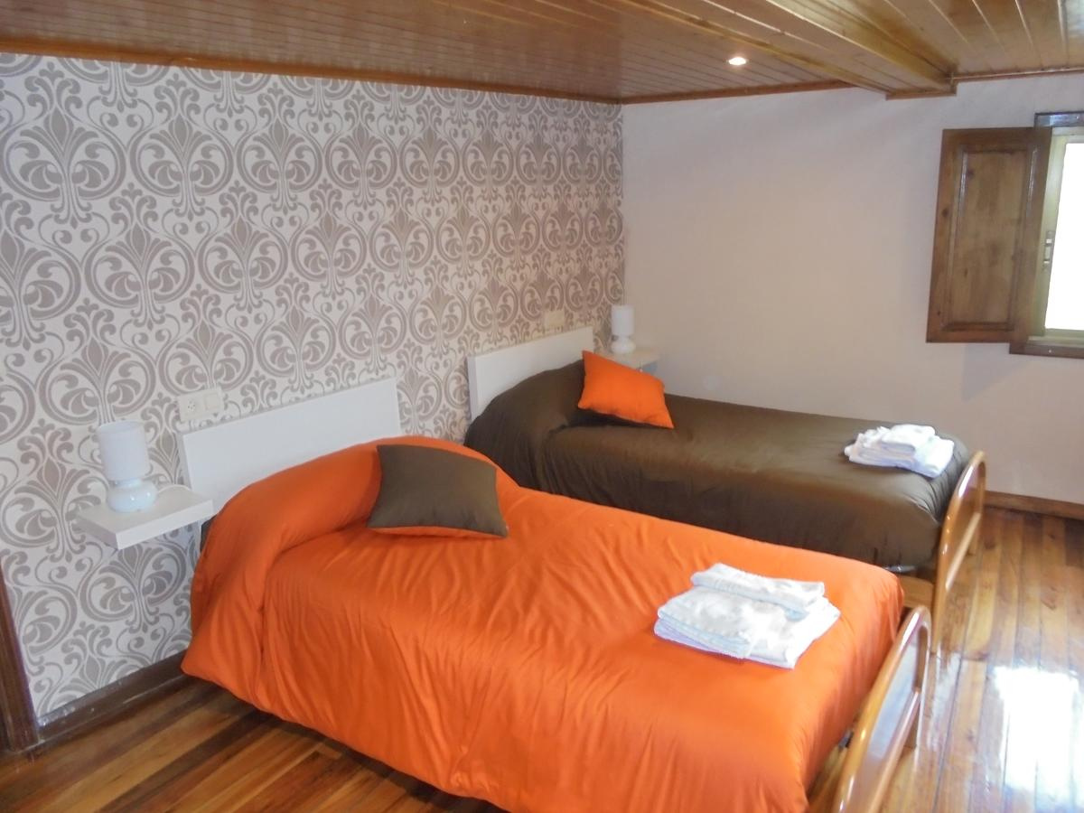 Camino de Santiago Accommodation: Casa Saleta