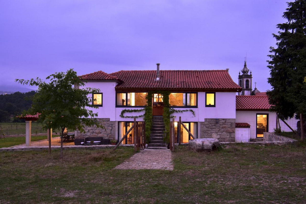 Camino de Santiago Accommodation: Casa da Quinta do Cruzeiro