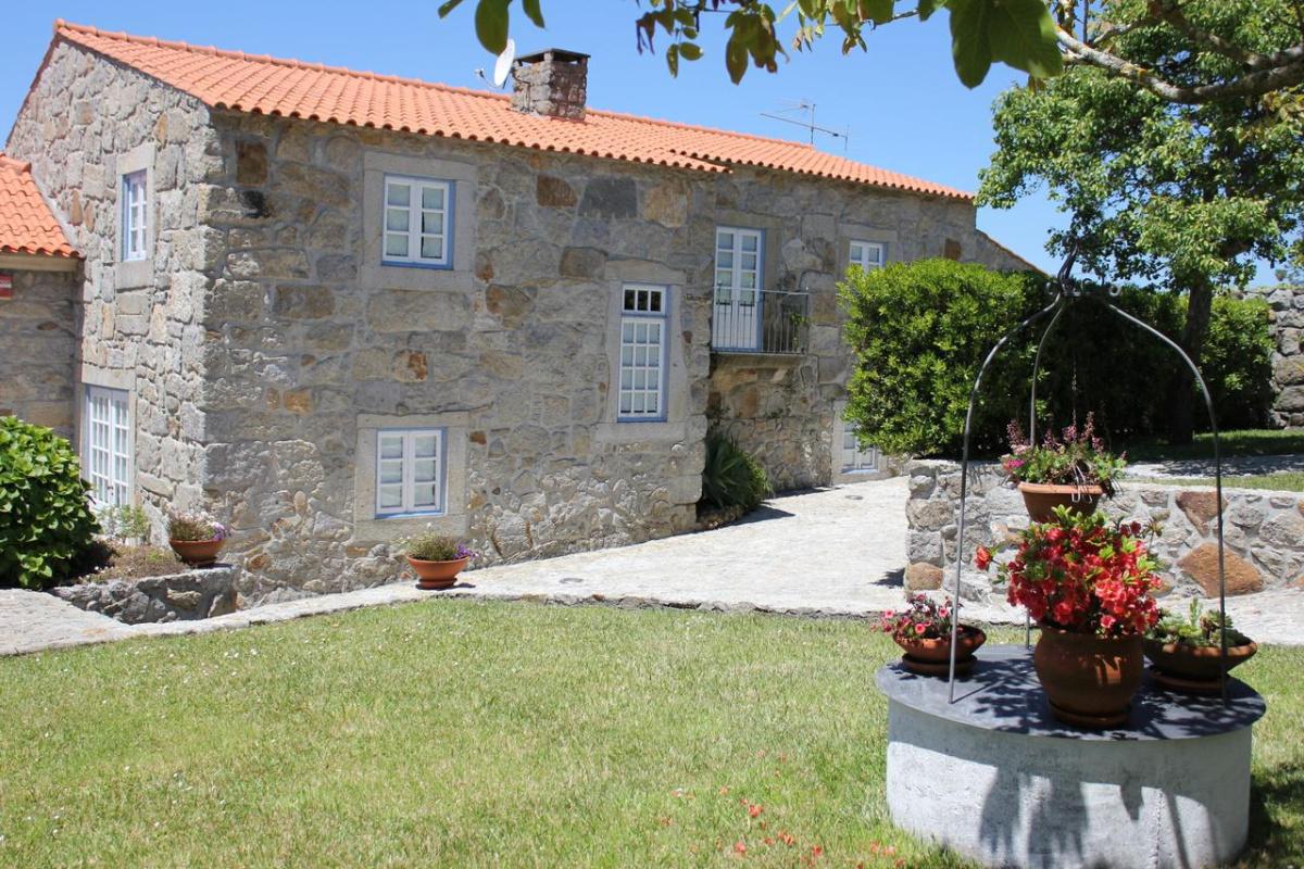 Camino de Santiago Accommodation: Casa do Nato