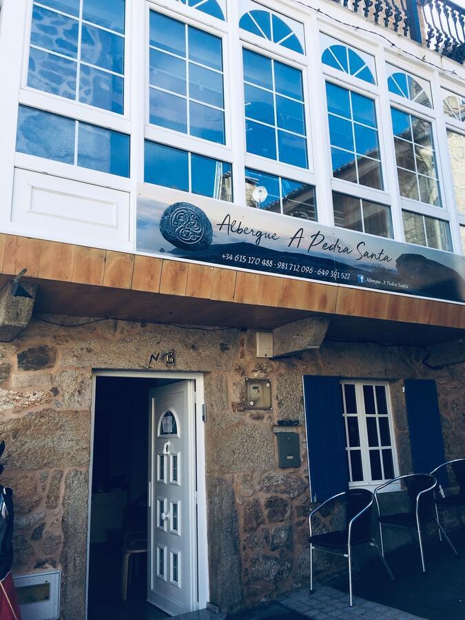 Camino de Santiago Accommodation: Albergue A Pedra Santa