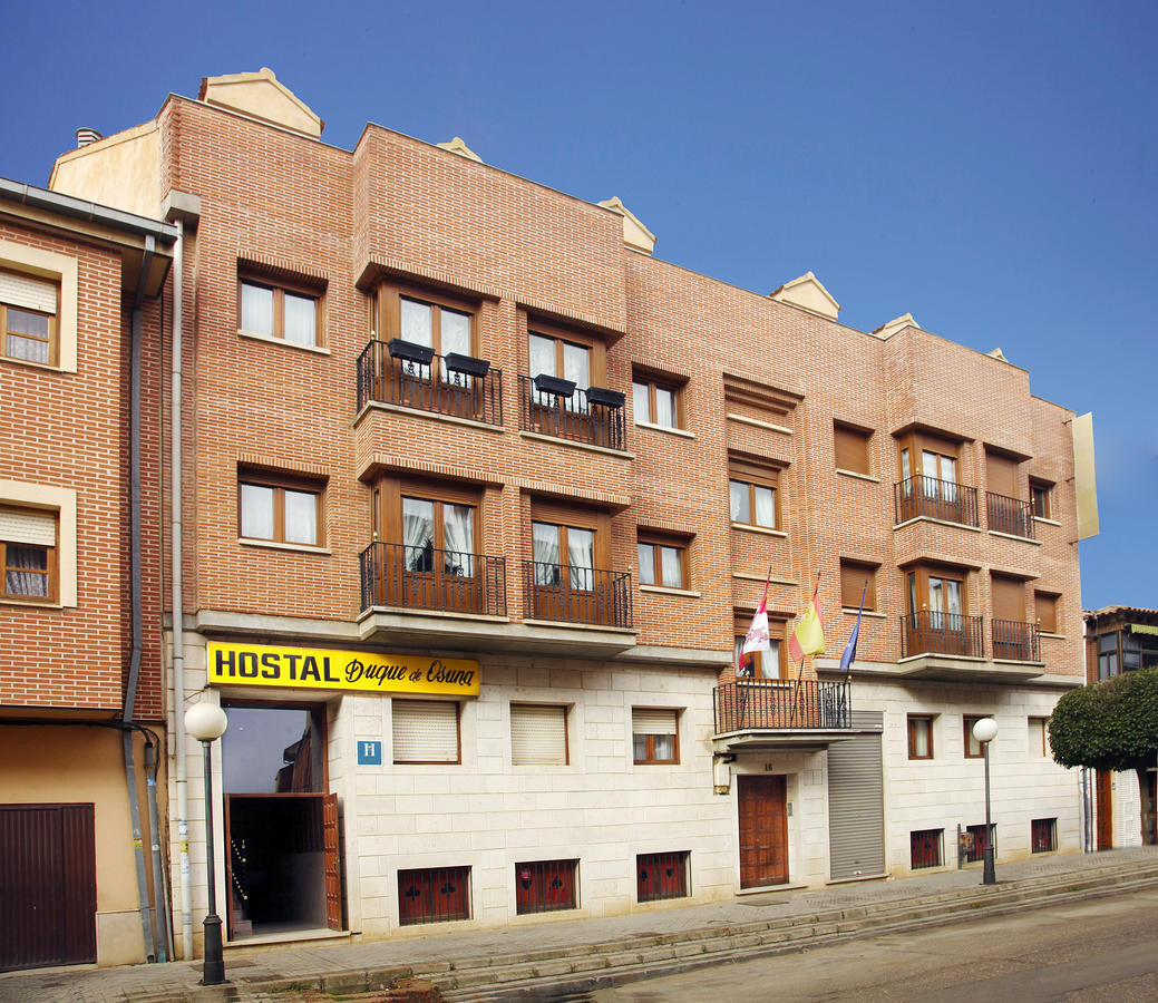 Camino de Santiago Accommodation: Hostal Duque de Osuna ⭑⭑