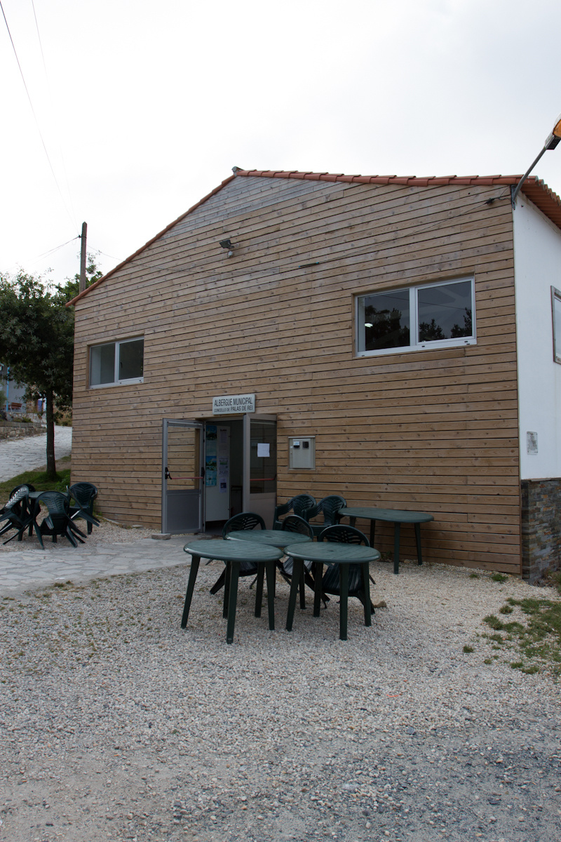 Camino de Santiago Accommodation: Albergue de Palas de Rei