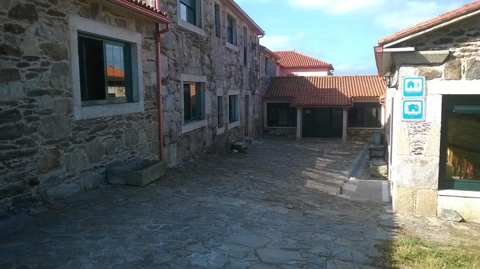 Camino de Santiago Accommodation: Albergue Casa Sabela