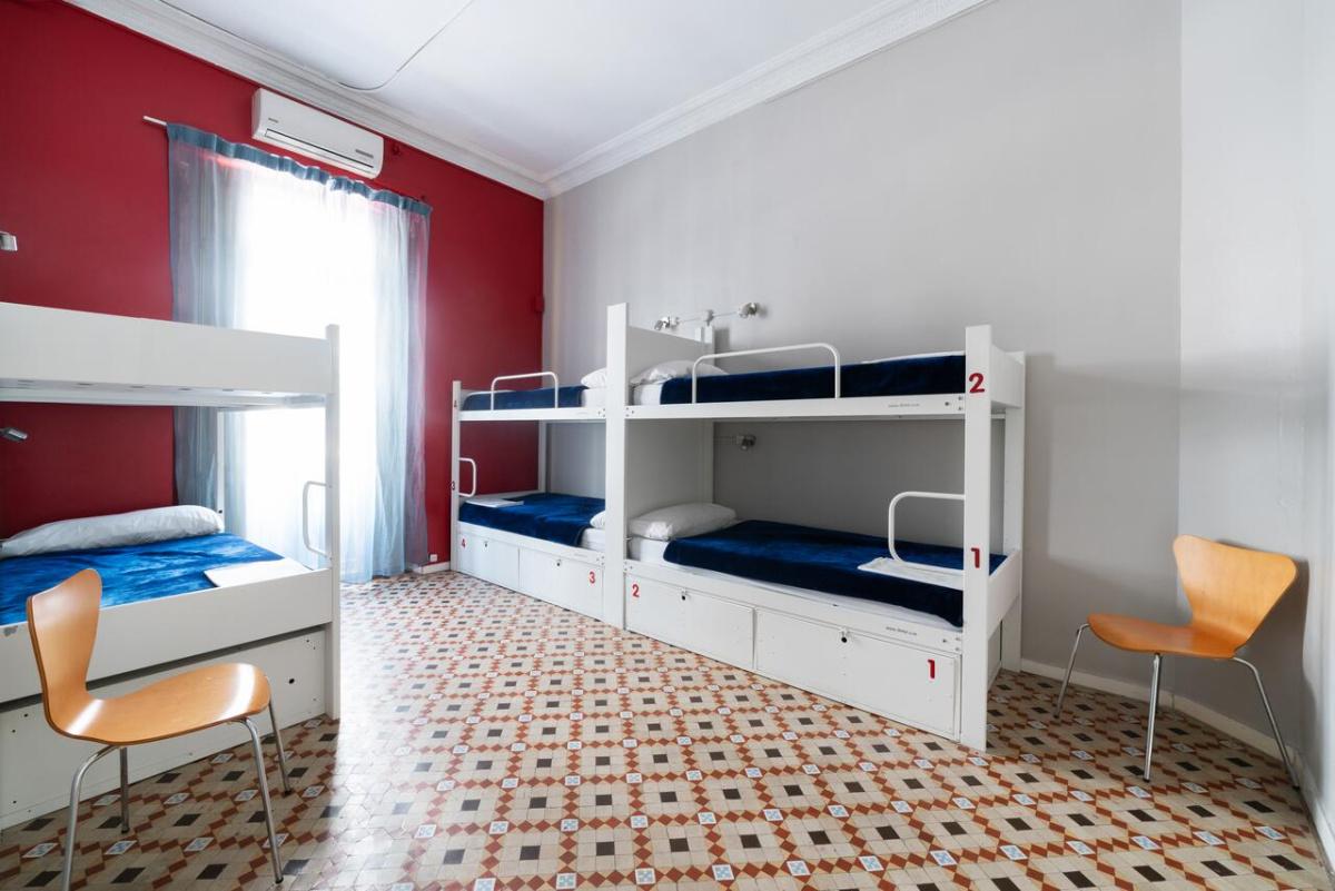 Camino de Santiago Accommodation: Red Nest Hostel ⭑⭑