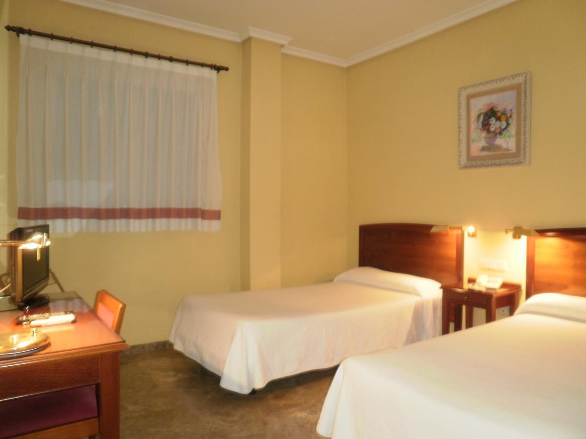 Camino de Santiago Accommodation: Hotel Isabel ⭑⭑