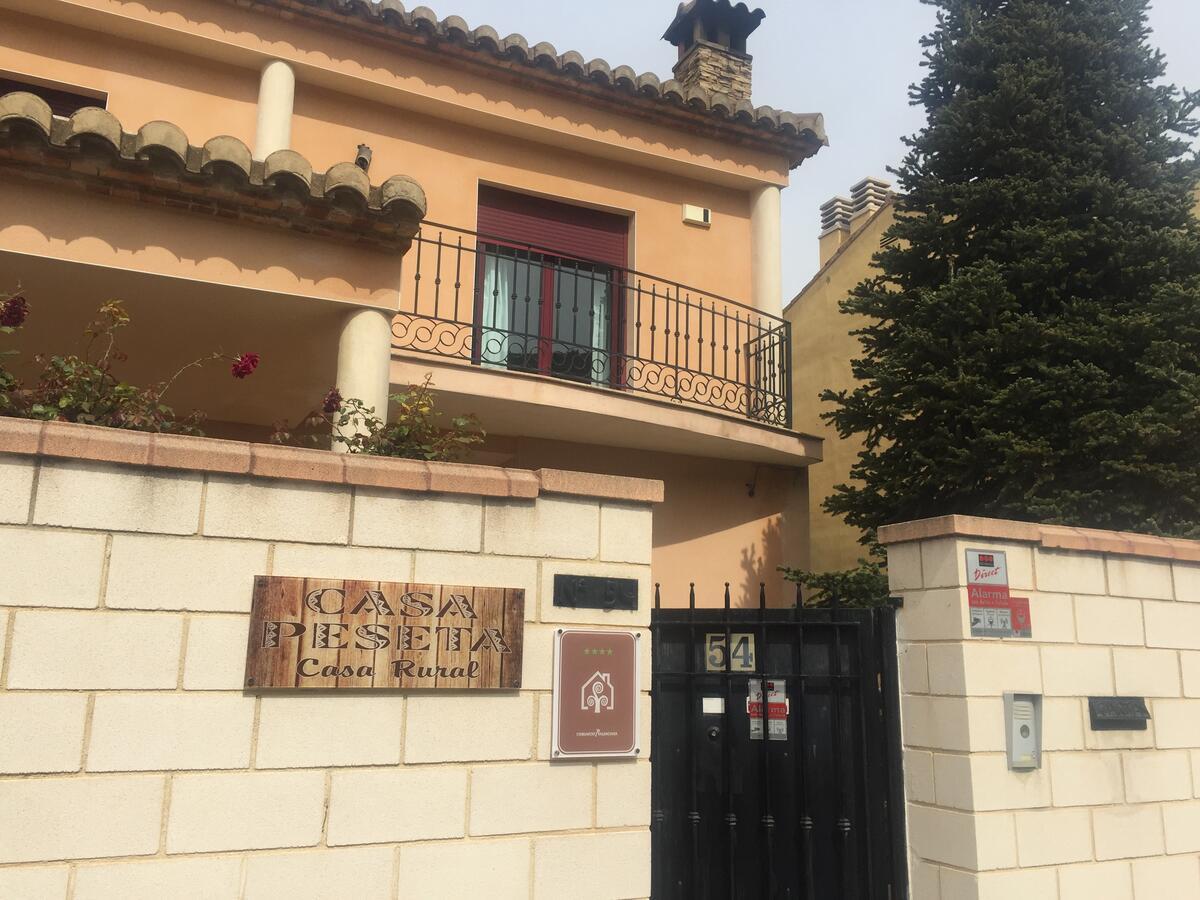 Camino de Santiago Accommodation: Casa Rural Casa Peseta